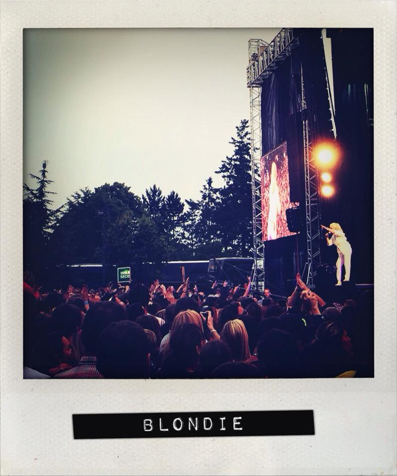 Blondie @ Festival Beauregard