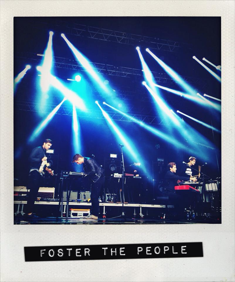 Foster The People @ Festival Beauregard